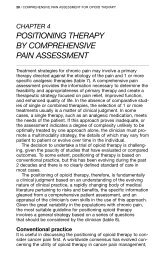 Chapter 4 - Department of Pain Medicine and Palliative Care