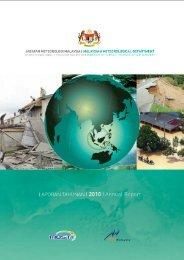 Laporan Tahunan JMM 2010 - Jabatan Meteorologi Malaysia
