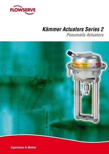 Kämmer Actuators Series 2