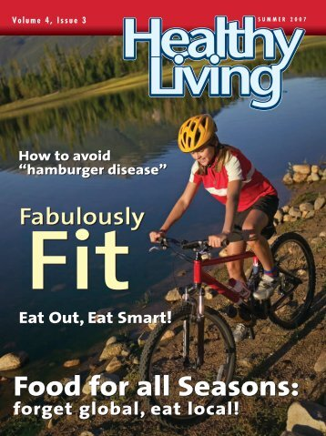 Volume 4, Issue 3 - Healthy Living Magazine