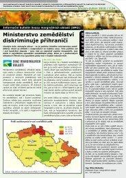Informační bulletin SMO březen+duben 2010 - Svaz marginálních ...