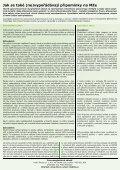 Informační bulletin SMO březen+duben 2010 - Svaz marginálních ... - Page 6