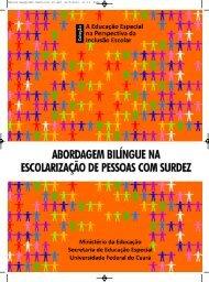AEE Pessoas com Surdez - escrita de sinais - sw