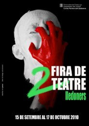 II Fira de teatre CP Lledoners - Premsa - Generalitat de Catalunya