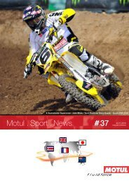 # Motul . Sport . News 37