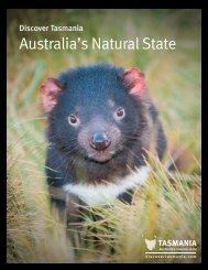 Australia's Natural State (PDF, 3.6 - Discover Tasmania
