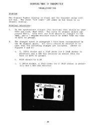 browning mark iv transmitter troubleshooting - CB Tricks
