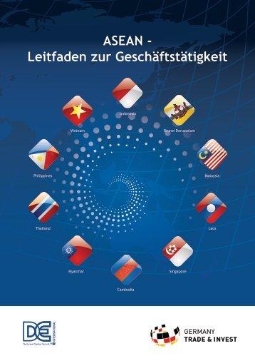 ASEAN - Leitfaden zur Geschäftstätigkeit - Deutsch-Indonesische ...