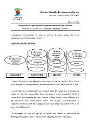 CR dev eco solidaire12 avril 2012 (pdf - 76,14 ko) - Ville de Saint ...