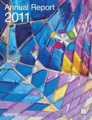 Annual Report 2011 - Wacom