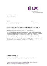 Dokument i PDF-format. - Likestillings- og diskrimineringsombudet