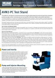001 Stand testare si reparareAVM2-PC English - RUNE Piese Auto