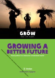 Growing a Better Future (Full Report)