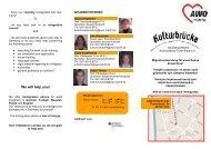 We will help you! - Vertrauensnetzwerk Fürth
