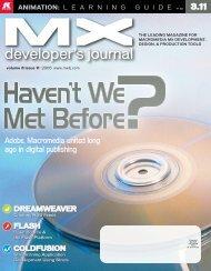 Adobe, Macromedia united long ago in digital publishing