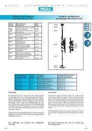 P3-D P3-E P3-B E-Öffner-Kombinationen nach EN 179 und ... - Market