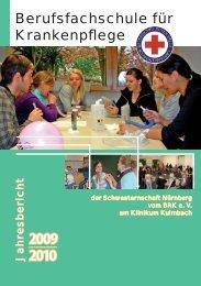 Jahresbericht 2009/2010 - Klinikum Kulmbach