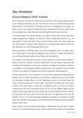 Jahresbericht 2009 - Swiss Jazz Orchestra - Page 7