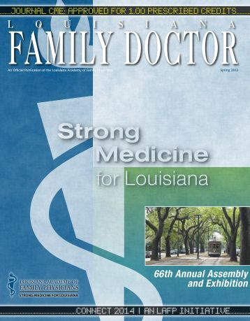 View Spring Issue - LAFP