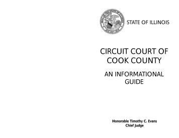 Avoid multiple court appearances - Will County, Illinois ...