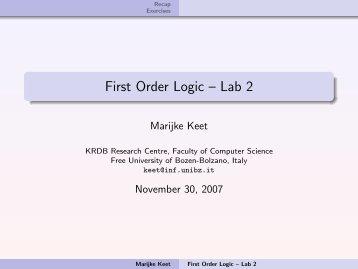 free Computational Logistics: 4th