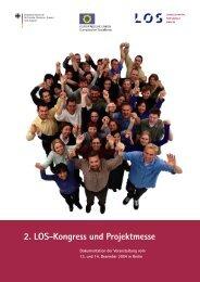 2. LOS-Kongress und Projektmesse - LOS - Lokales Kapital für ...