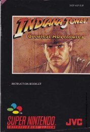 Indiana Jones Greatest Adventures.pdf - Oldies Rising