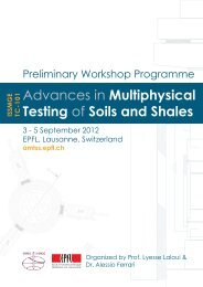 Advances in Multiphysical Testing of Soils and Shales