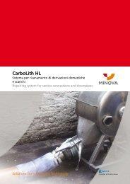 CarboLith HL - Minova CarboTech GmbH, Essen