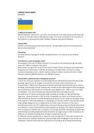 LANDEN VAN EUROPA Oekraïne