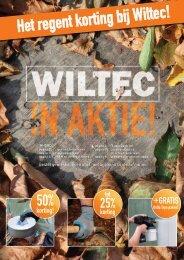 tot korting - Wiltec