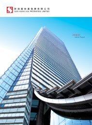 Interim Report - Sun Hung Kai Properties Ltd.