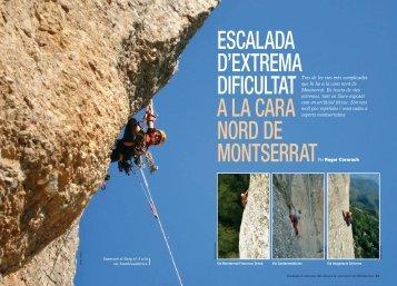 Escalada d'extrema dificultat a la cara nord de Montserrat.pdf
