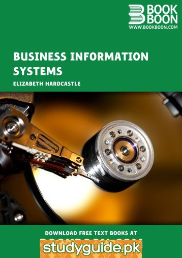 Business Information Systems - StudyGuide.PK