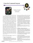 Spring 07 front cover - United States Special Operations Command - Page 6