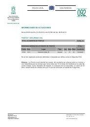 2012 05 08 informe diario de actuaciones