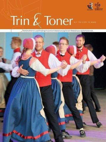 Trin & Toner 03-2011 - Spillemandskredsen.dk