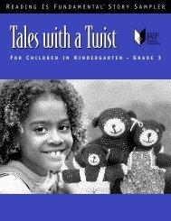 FolkTales Story Sampler - Reading Is Fundamental