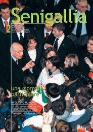 (mar/apr 2008) anno 8 numero 2 - Comune di Senigallia