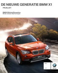 DE NIEUWE GENERATIE BMW X1 - Ekris - Bmw