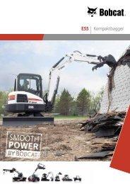Technische Daten - E55 Kompaktbagger - Bobcat.eu