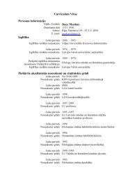 Curriculum Vitae - rpiva