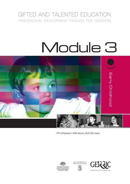 Module 3 - School of Educators