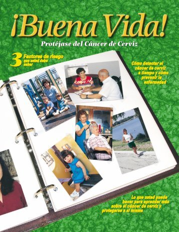 Buena Vida magazine, December 2002, Spanish