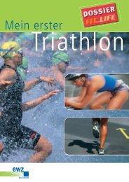 Mein erster Triathlon - Fit for Life