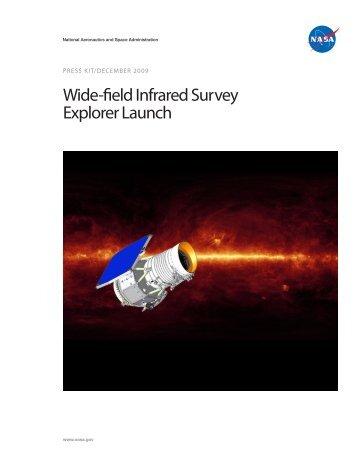Wide-field Infrared Survey Explorer Launch - Jet Propulsion ...