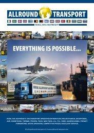 Brochure Allround Transport BV - Evo