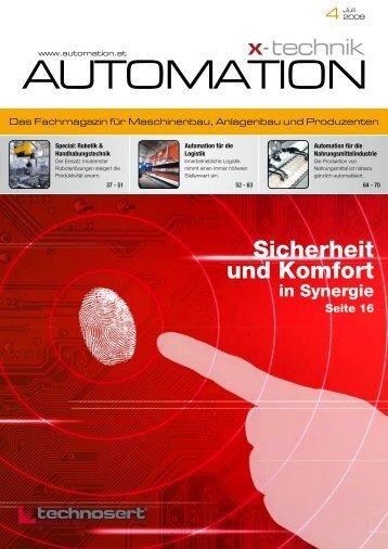 AUTOMATION - x-technik