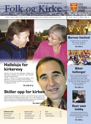 September 2005 - Haugesund Kirke - Den norske kirke