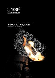 it's our future, love! - in100Y
